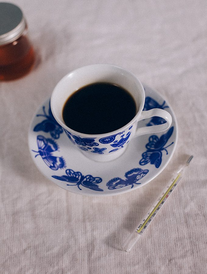 ingwer kaffee