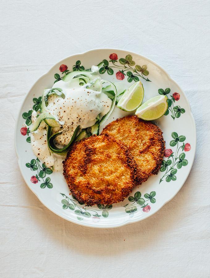 kohlrabi schnitzel gebacken