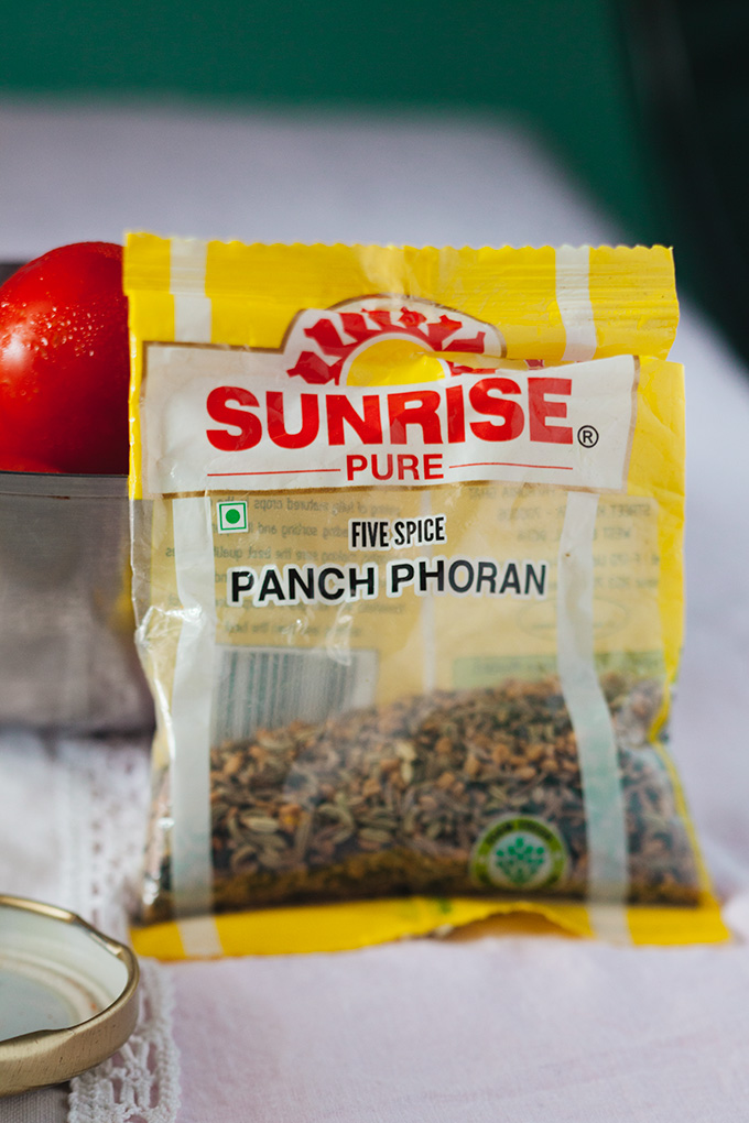 Panch Phoran Bengali Five Spice