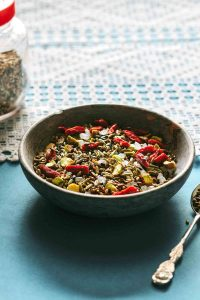 Mukhwas, digestive spice and seed mix